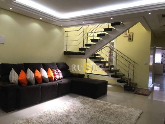 Sobrado 4 Dorms | 3 Suítes | Vagas 4, Itaquera, São Paulo. - So0560