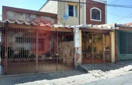 Imagem 1 de 8 de Casa - Vila Oratorio - Ref: 1123 - V-1123