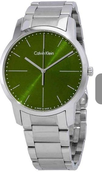 Reloj Calvin Klein Nuevo Original K2g2g14l