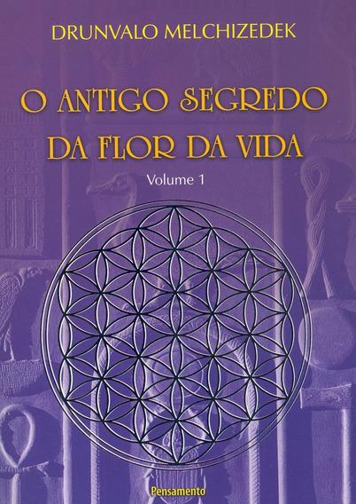 Livro O Antigo Segredo Da Flor Da Vida Vol. 01 - Novo
