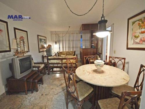 Imagem 1 de 13 de Apartamento Residencial À Venda, Jardim Astúrias, Guarujá - . - Ap6042