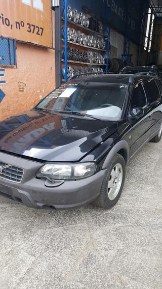 Peças Volvo Xc70 Awd 2.5 Turbo 2003 Automático