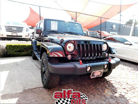Jeep Wrangler 3.8 Unlimited Sahara 3.6 4x4 At