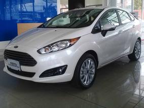 Ford Fiesta Sedan At Titanium 2019 Cst 170 Er