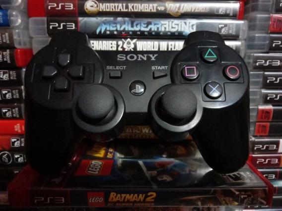 Controle Playstation 3 Ps3 Original Manete Ps3 Sem Fio