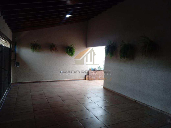 Casa Com 3 Dorms, Jardim Santa Lucia, Sertãozinho - R$ 320 Mil, Cod: 56223 - V56223