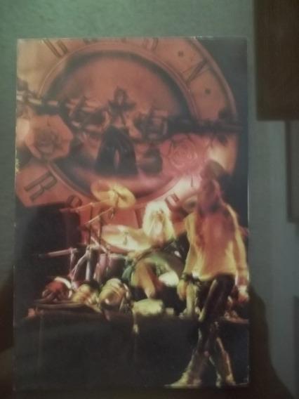 Souvenir De Guns And Roses-axl Rose- Foto De Colección