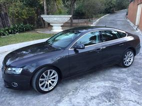 Audi A5 3.2 Spb Elite V6 Tipt Piel Qtro At 2011 Poco Uso