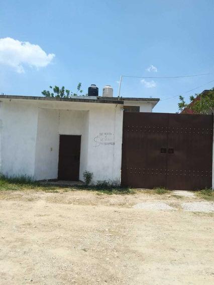 Venta D Casa D Dos Plantas En Palenque Chiapas