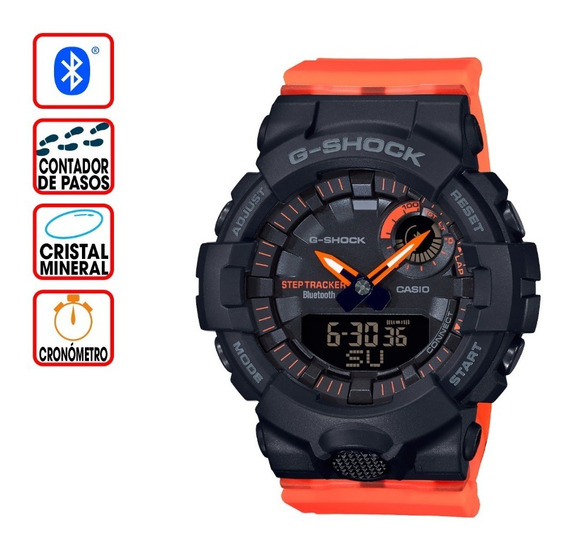 Reloj Casio G-shock S-series Gma-b800sc-1a4cr