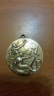 Medalla Centenario Fundación Bahia Blanca 1928