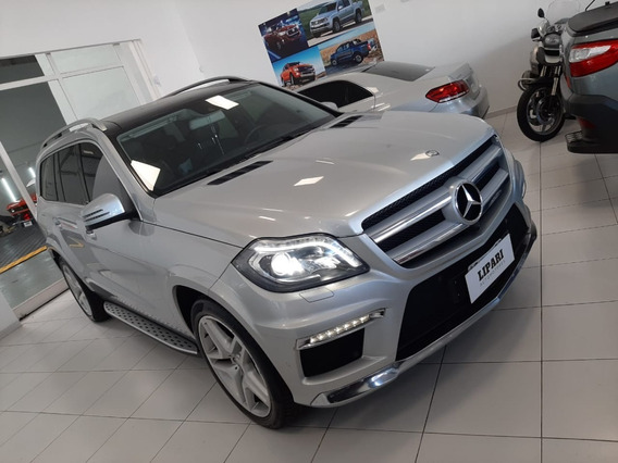 Mercedes Benz Gl500 4 Matic Año 2014 Con 67.000kms