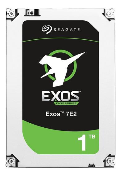 Hd Seagate Exos 7e2 3.5 Sata 1tb