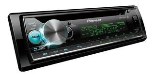 Toca Cd Carro Pioneer Deh-x500br Bluetooth Mixtrax Karaoke