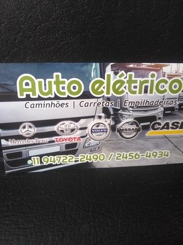 Imagem 1 de 3 de Empresa Especializada Em Auto Elétrica De Carretas Caminhões