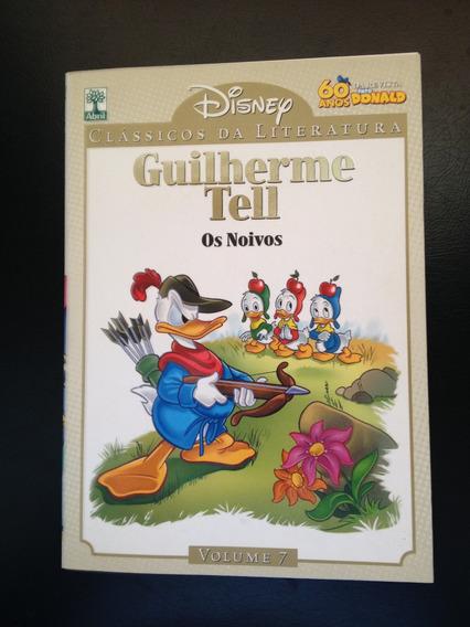 Hq Disney Clássicos Da Literatura 7 : Guilherme Tell