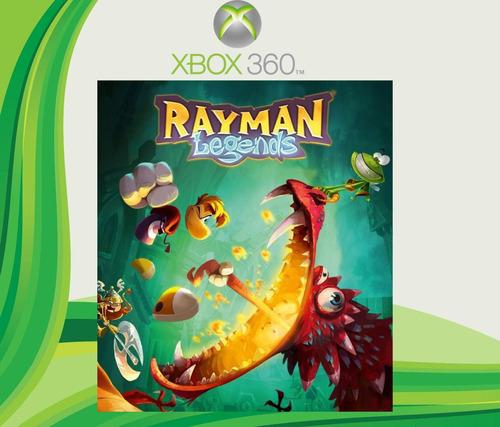 Rayman Legend - Xbox360 Digital 2021 T9xrtz7w
