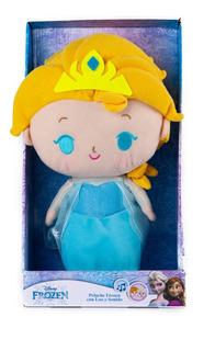 Peluche Musical Frozen - Elsa
