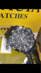 Relógio Invicta Pro Driver Todo Preto Modelo 24967 Original