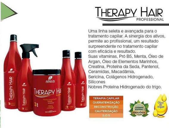 Kit Therapy Hair Adlux Sos Profissional Com Frete Grátis