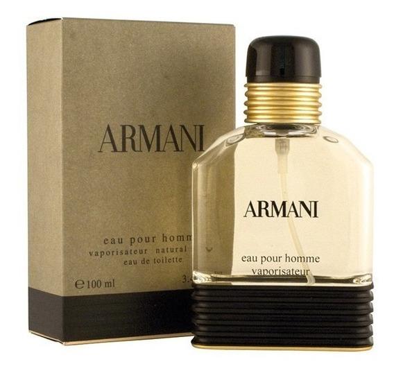 Decant Amostra Do Perfume Giorgio Armani Eau Pour Homme 2ml