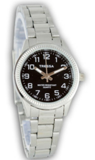 Reloj Tressa Mark Mujer Nuevos Acero Garantia Oficial 12 M