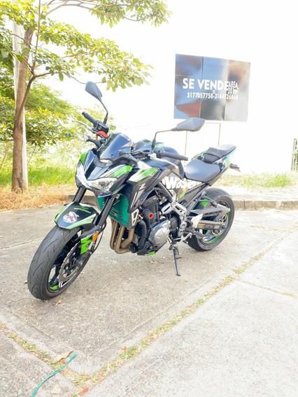 Kawasaki Z900 Como Nueva