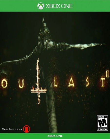 Outlast 2 Renta Permanente Xbox One