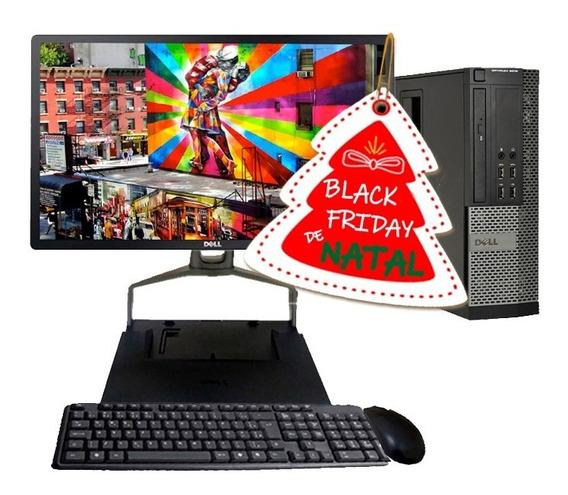 Computador Pc Dell 7020 Intel I5 4°geração 8gb Hd500gb Wi-fi