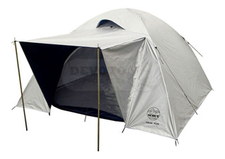 Carpa Iglu Scout Volga Plus 4 Personas Camping Impermeable !