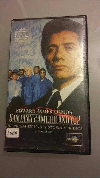 Santana ¿americano Yo? (american Me) Beta