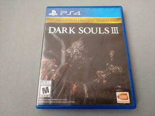 Dark Souls 3 Day One Edition Original Para Ps4
