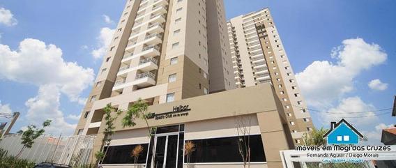 Apartamento Para Venda Em Mogi Das Cruzes, Alto Do Ipiranga, 3 Dormitórios, 1 Suíte, 3 Banheiros, 2 Vagas - Ap234_2-560043