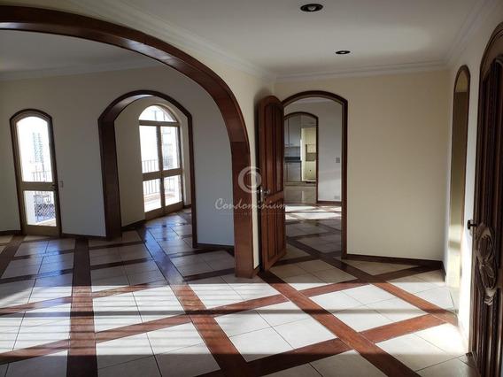 Apartamento À Venda, 4 Quartos, 4 Vagas, Vila Redentora - São José Do Rio Preto/sp - 622