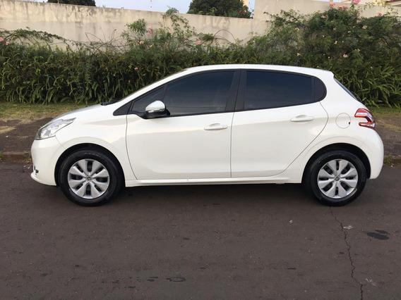 Peugeot 1.5 Active Flex Branco