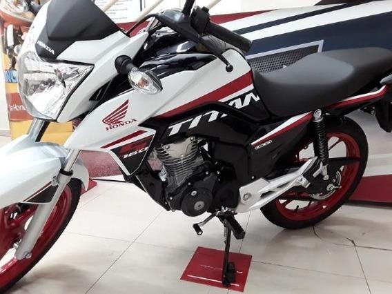 Nova Honda Cg Titan Serie - Linda Exclusiva