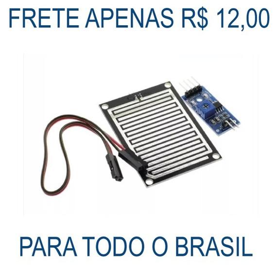 Sensor De Chuva Arduino Pic Raspberry Nodemcu Esp8266 Esp32