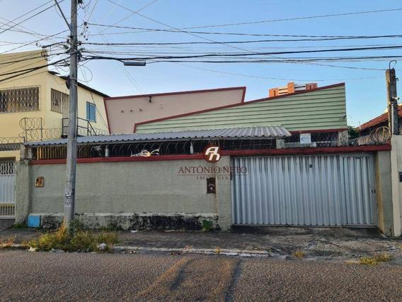 Casa Com 4 Dormitórios Para Alugar Por R$ 2.500,00/mês - Aldeota - Fortaleza/ce - Ca0188