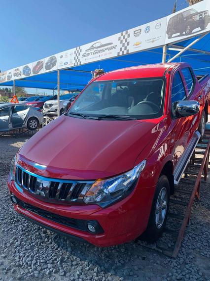 Mitsubishi L200 2.5 Di-d Cabina Doble 4x4 Mt 2019