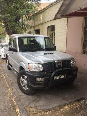 Mahindra 4x2 Pick Up Nueva Solo 17.000 Km Descuenta Iva
