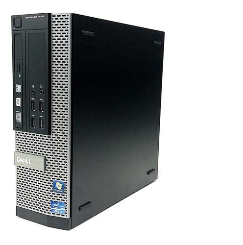 Dell Optiplex 7010 Processador Core I3 3240 4gb Ram 250gb Hd