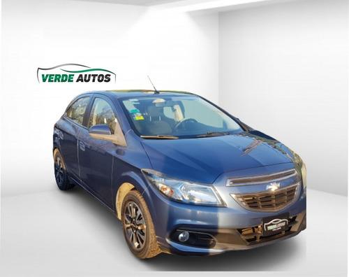 Imagen 1 de 7 de Chevrolet Onix 1.4 Ltz 2014 - Gnc