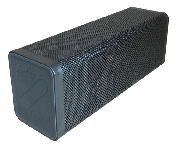 Caixa De Som Sem Fio Bluetooth Metal Portátil Ma200 Original
