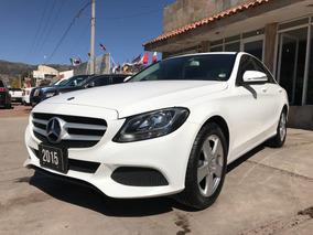 Mercedes Benz Clase C 1.6 180 Cgi At 2015