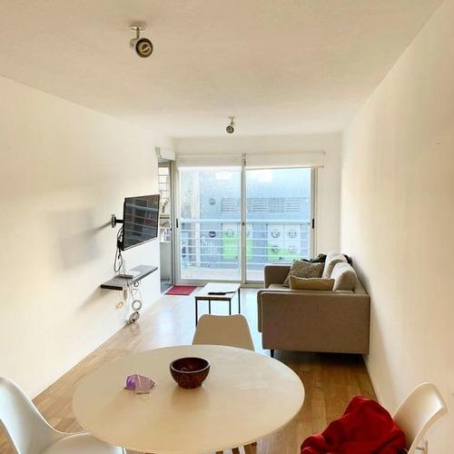Apartamento Parque Rodo 1 Dormitorio Y Garage