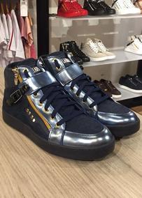 Tenis Masculino Sneaker Labellamafia Blue Lm102201-01