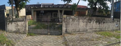 Casa 2 Dormitórios Em Mongaguá R$ 200 Mil