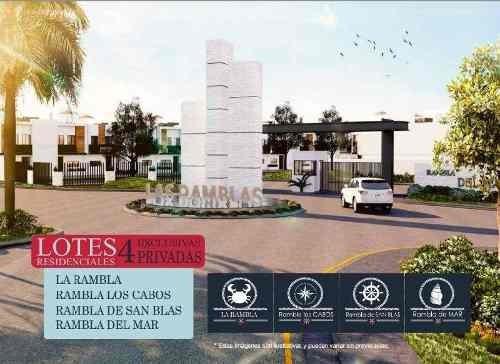 Terreno Habitacional En Venta En Las Mercedes, San Luis Potosí, San Luis Potosí