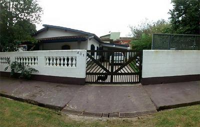 Excelente Casa Em Estilo Colonial, Próxima Da Praia E Ao Lado Da Riviera De São Lourenço - Bertioga- Sp - Codigo: Ca0033 - Ca0033