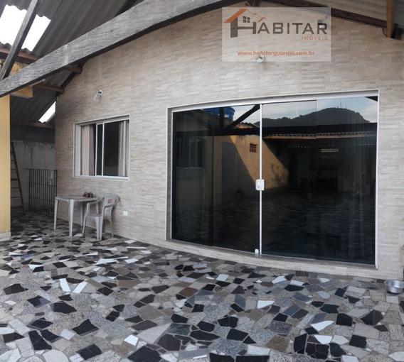 Casa A Venda No Bairro Vila Santo Antônio Em Guarujá - Sp. - 1088-1